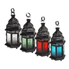 Amber Moroccan Candle Lantern Amber Cheap Lanterns Sangeet Decor