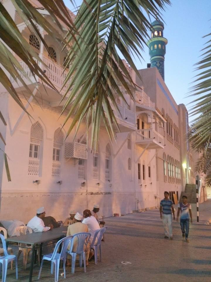 Muscat Oman Near Souk Picture Made By Ydvdl Desert Life Oman Miles To Go
