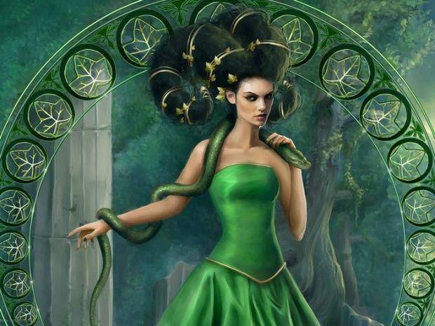 Magical Fantasy CG Girl