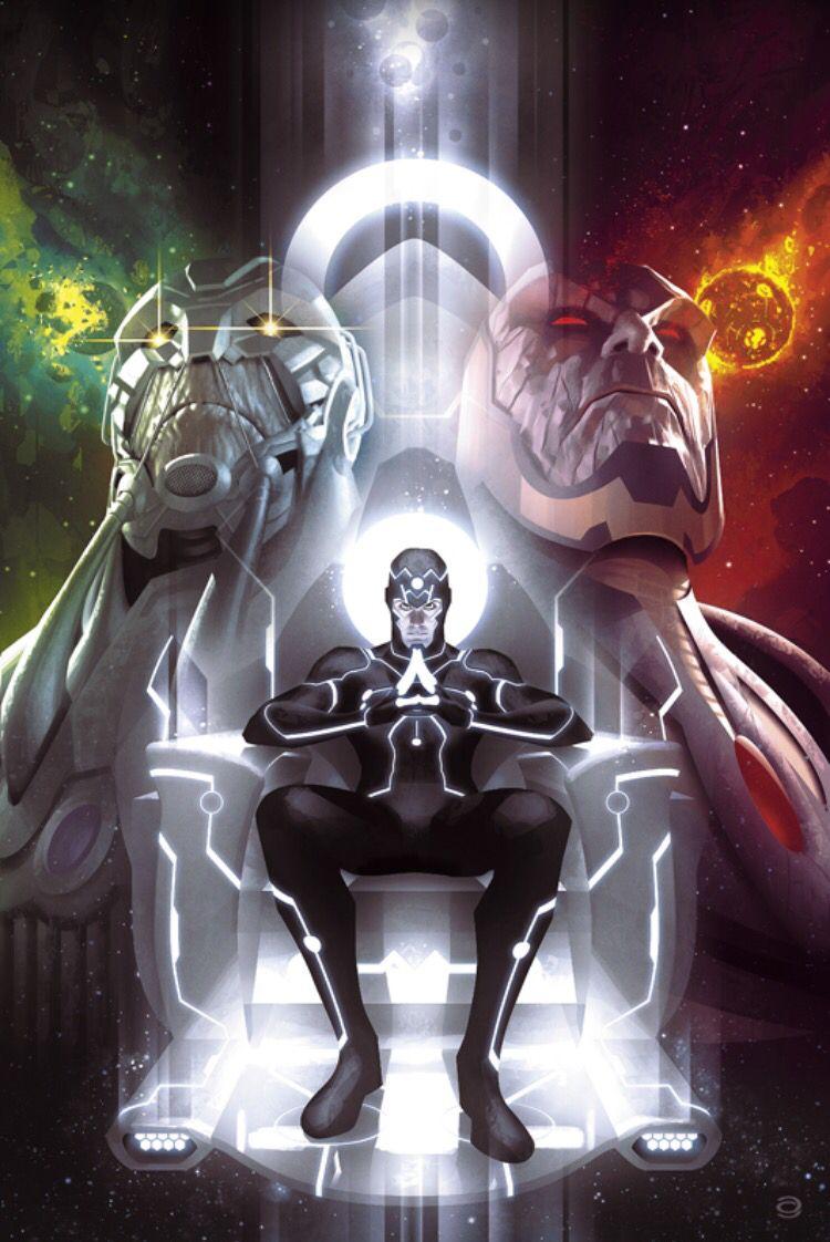 Möbius chair & Möbius chair | Villains | Fun comics DC Comics Comics
