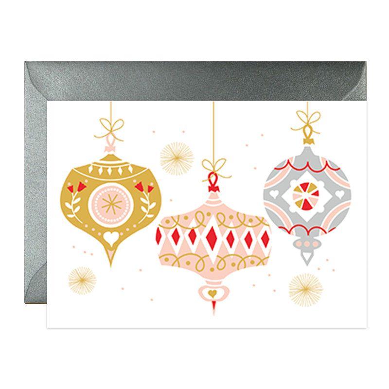 Grüsskarte Weihnachtskarte von bonjourpapershop auf Etsy