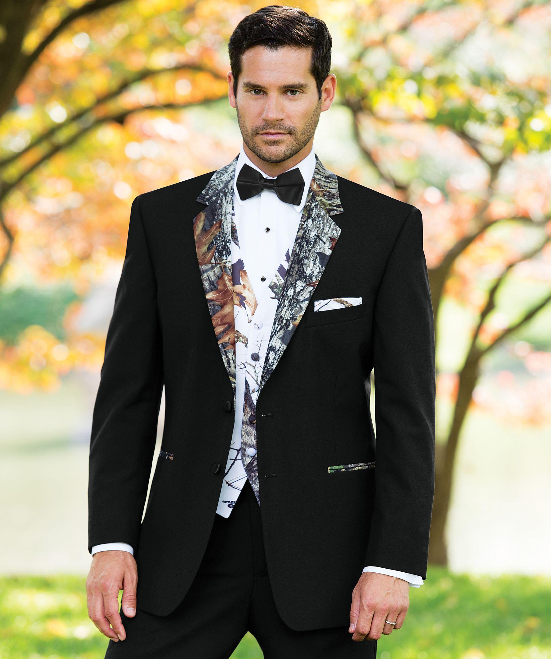 New - Camouflage Tuxedo. @julie packer | ***Weddings ...