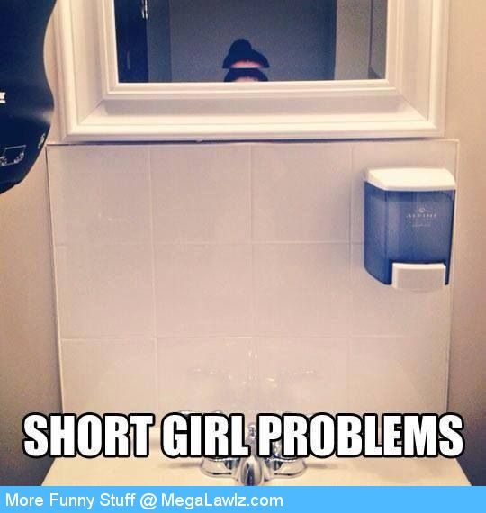 Short Girl Problems Short Girl Memes Short Girl Problems Short