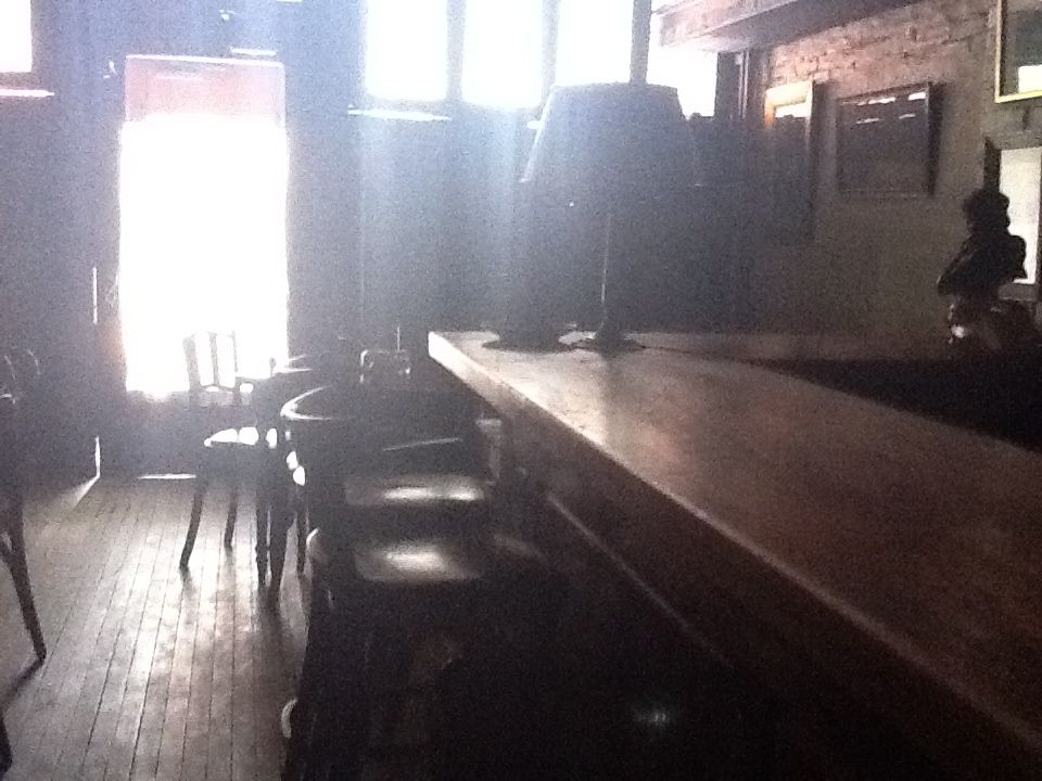 Mr. Martino's restaurant in South Philadelphia