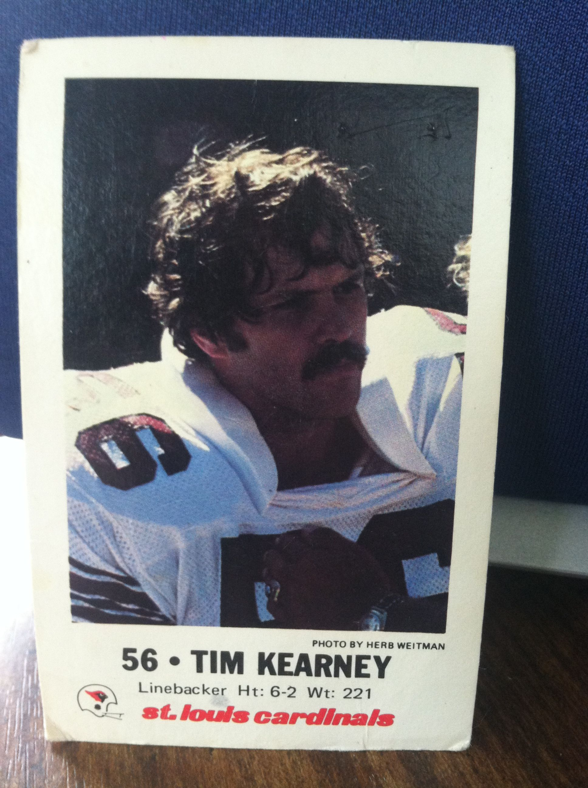 34b6789c Tim Kearney | NFL-Arizona Cardinals | Nfl arizona cardinals ...