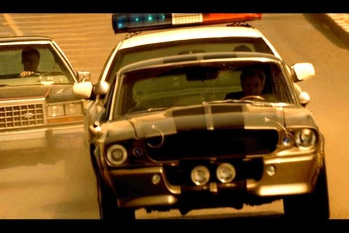 Top 50 Movie Cars of All Time  Cars Shelby gt500 and Ford