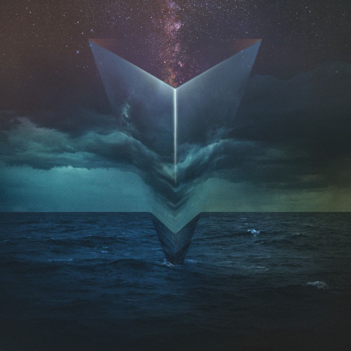 Stage Two Of Starset S Vessels Album Art Reveal