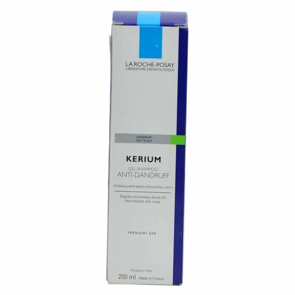 لاروش بوزيه شامبو علاج قشرة الشعر الدهنية Paraben Free Products Anti Dandruff Oily Scalp