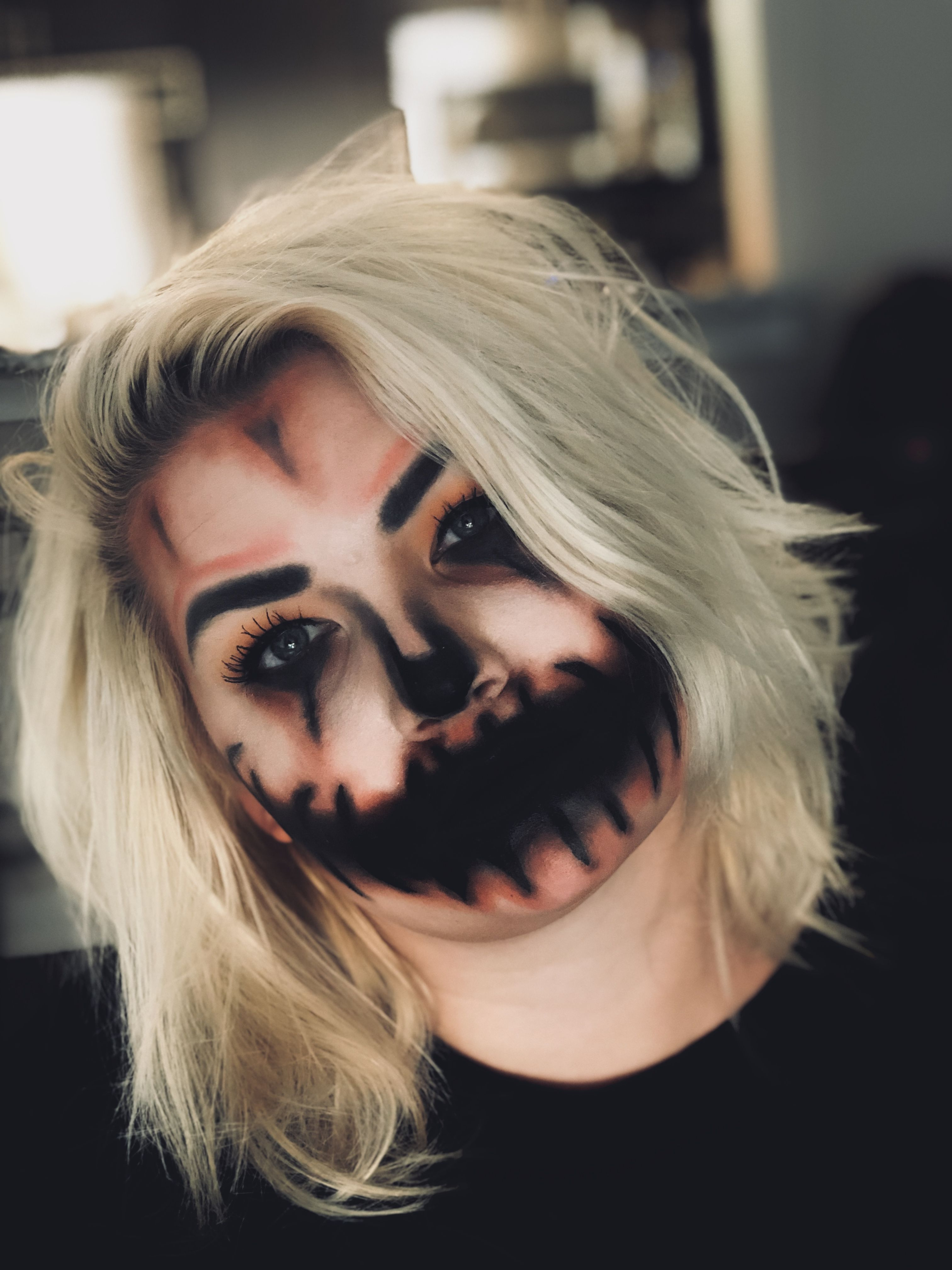 Pin by Lauren Michelle on Halloween Halloween makeup