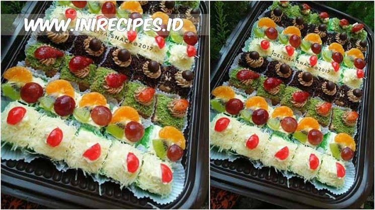 Ini Resep Cake Super Lembuuut Dengan Topping Spesial Cocok Buat Jualan Momssss Resep Makanan Makanan Manis