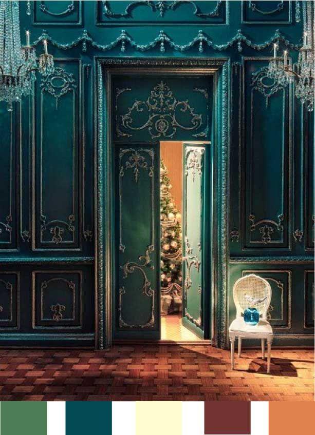 lush room