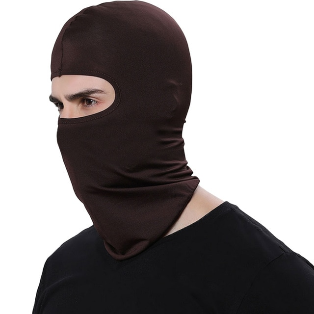 Outdoor Motorcycle Cycling Ski Winter Neck Protecting Balaclava Full Face Mask