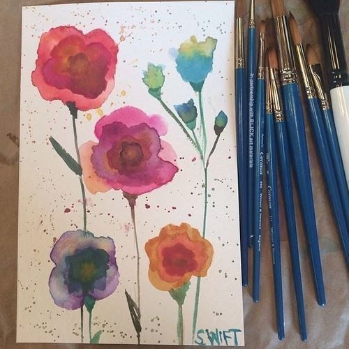 Image via We Heart It https://weheartit.com/entry/118189481 #art #arte #colors #cool #draw #drawing #fashion #flowers #hipster #love #lovely #paint #passion #TaylorSwift #vintage #watercolors #young #followme #madebytaylorswift