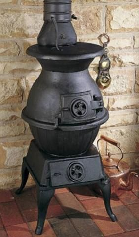 Beautiful Example Of A Pot Belly Stove It S Not One Of