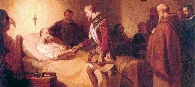 Al propio Cervantes le ha sucedido, a lo largo de los siglos, lo que a su obra mayor. Y así como «El Quijote» ha sido mero entretenimiento, parodia mo...