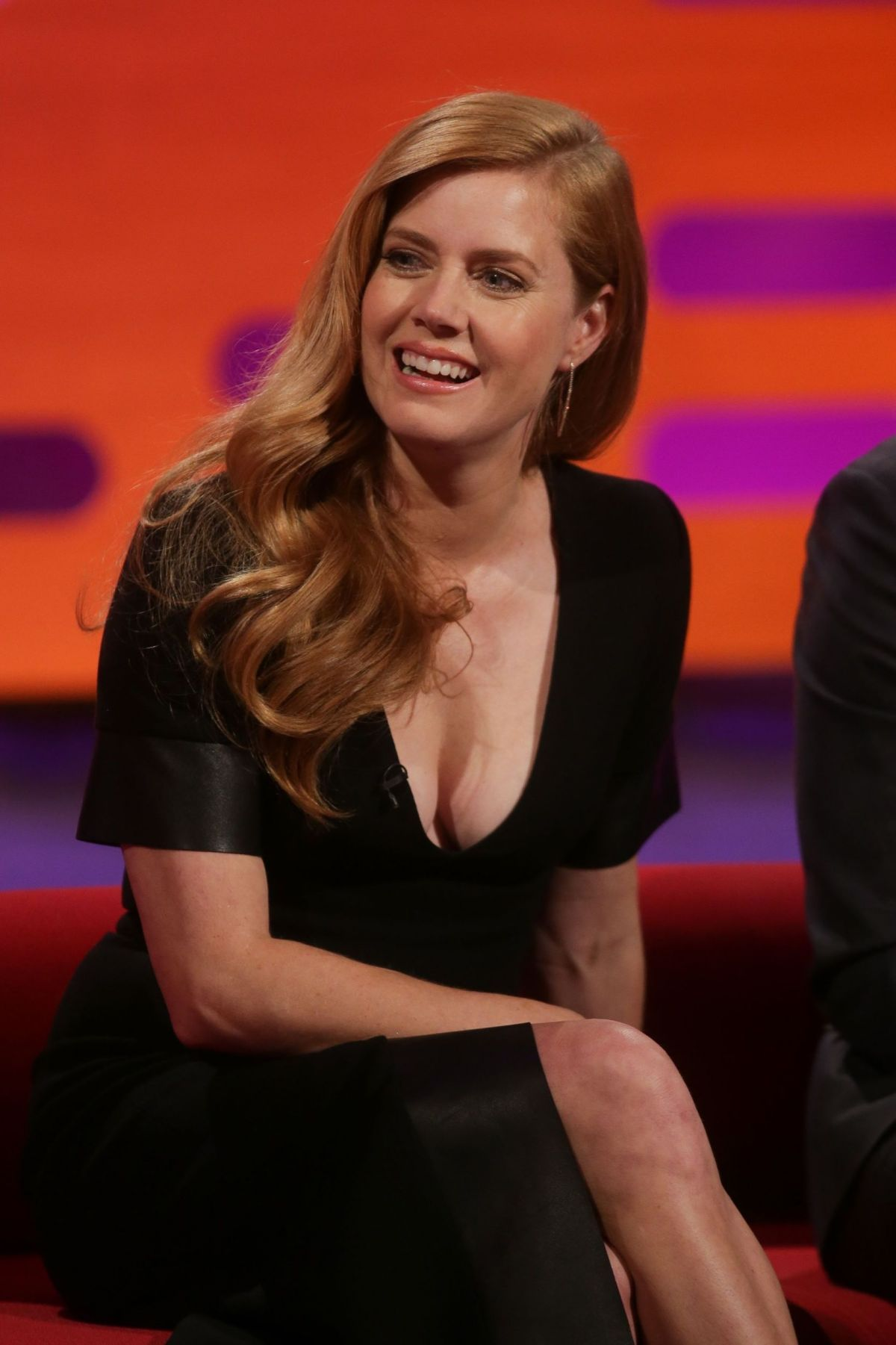 Amy Adams Graham Norton Show 2016 Actresses Pinterest