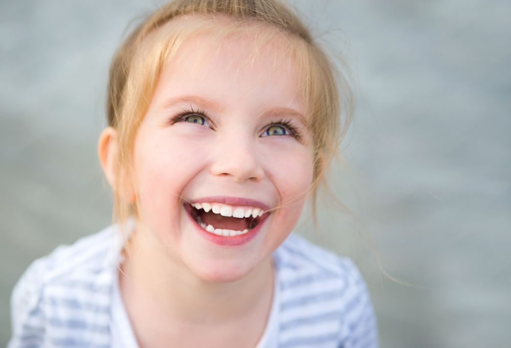 A smile is one way in which you can spread love and friendliness.
