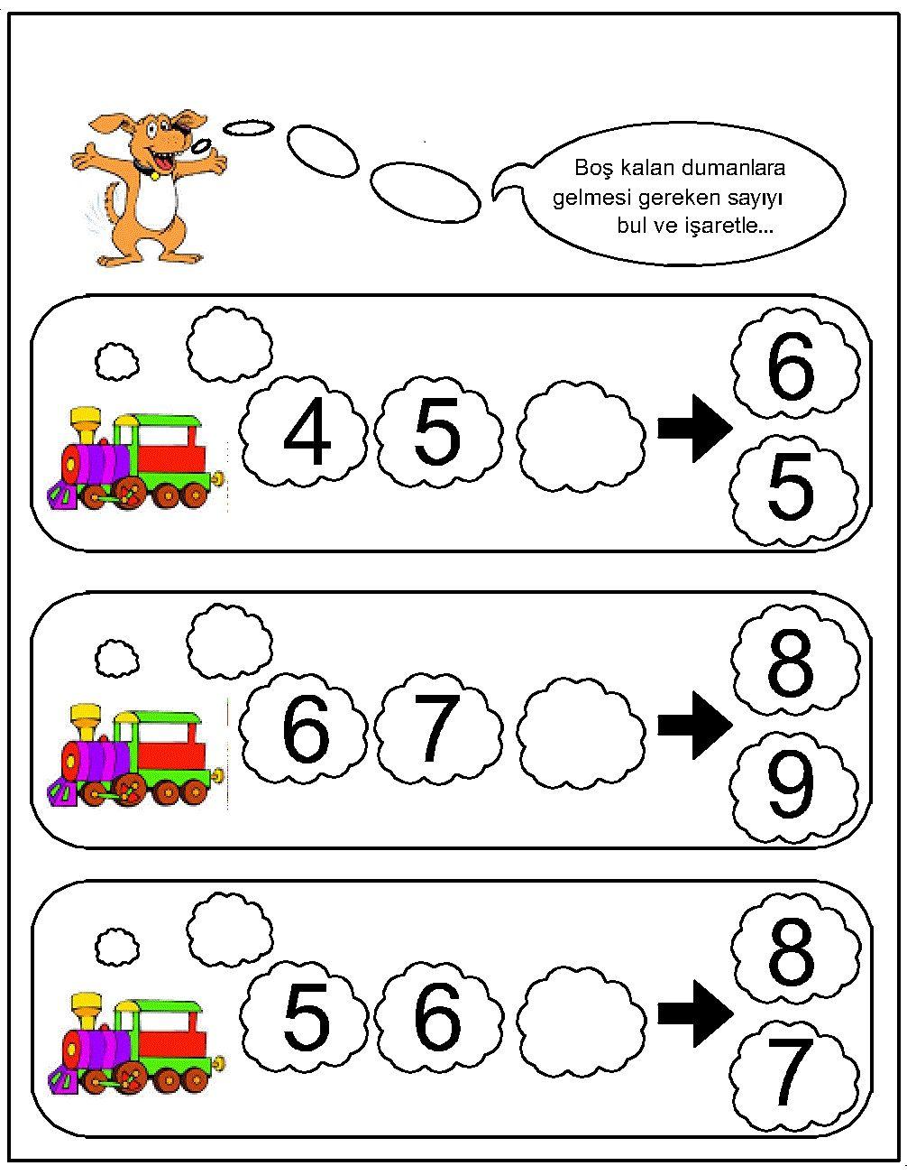 Missing Number Worksheet For Kids 19 Missing Number Worksheets Number Worksheets Free Preschool Worksheets