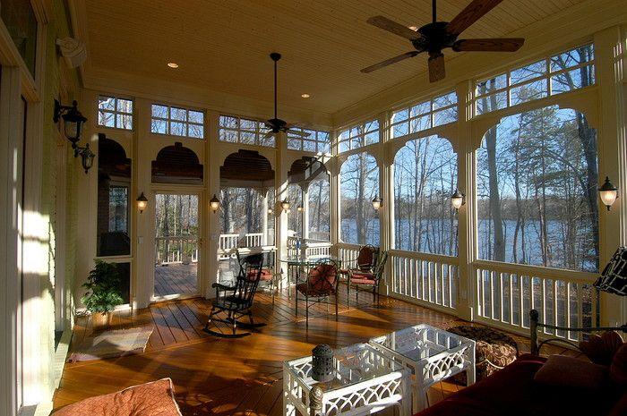 Cozy Porch | Sunrooms And Porches | Inspiration Gallery |  Renovateyourworld.com