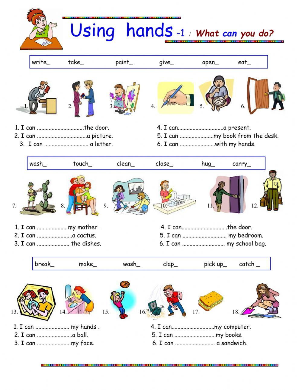 Modal verbs interactive and downloadable worksheet. Check