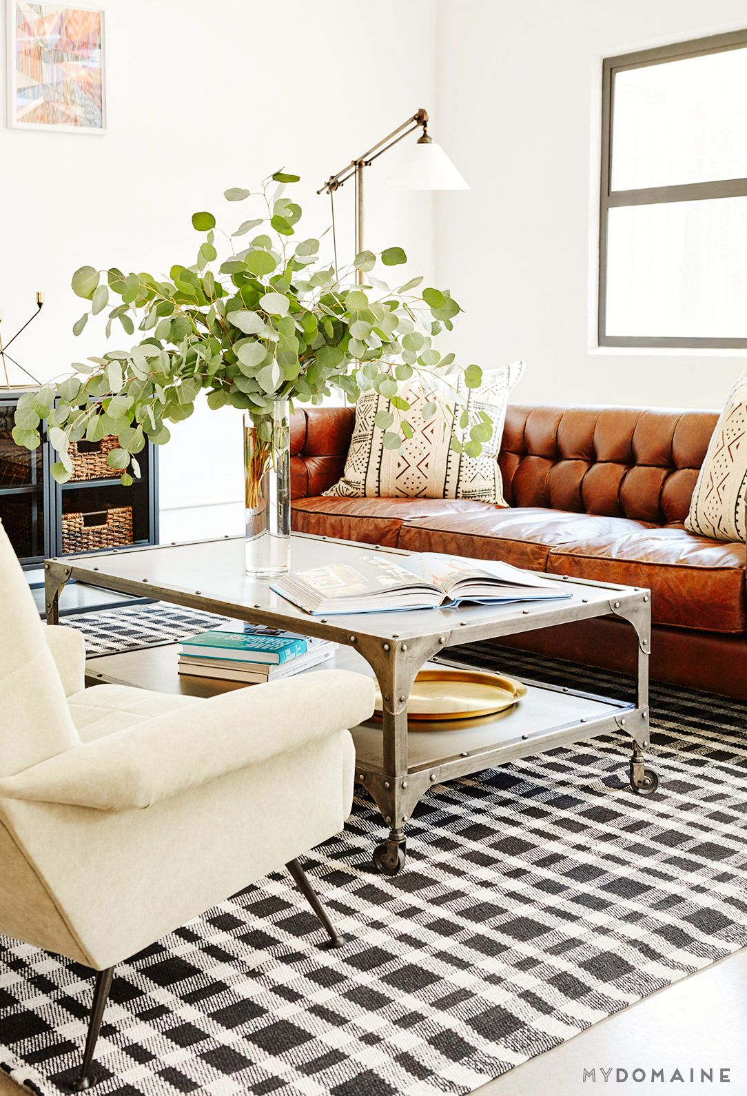 Tour the Stylish Office of a Hip Los Angeles Company Silver coffee