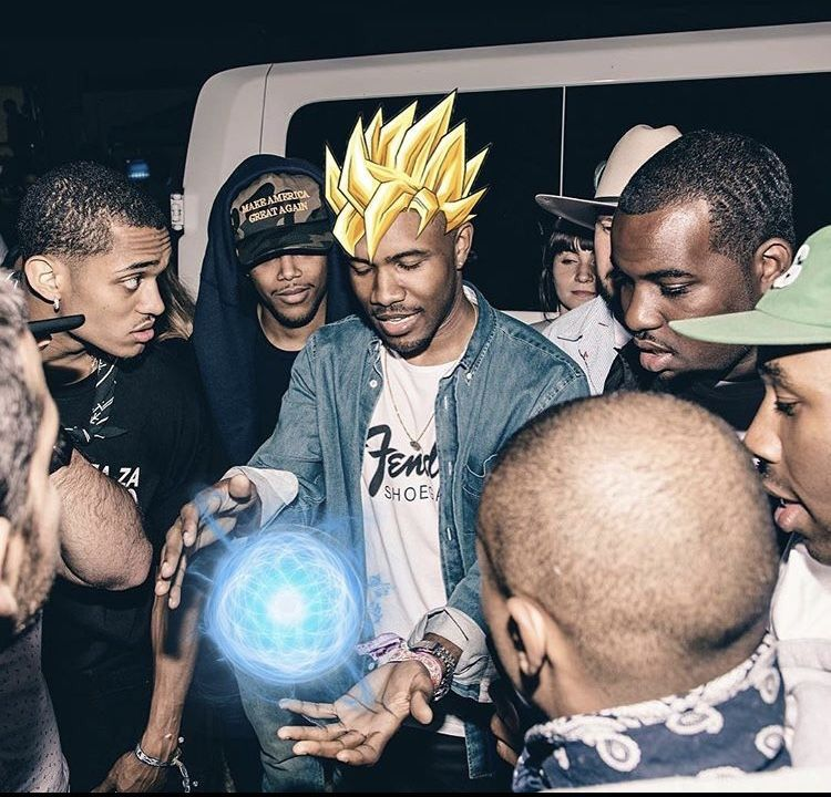 Pin By Q On Loading Frank Ocean Frank Ocean Album Kanye West Smiling