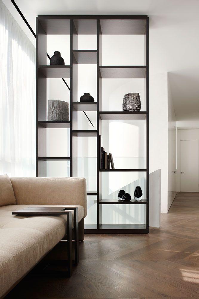 Dining Room Best 25 Divider Shelves Ideas On Pinterest Bookshelf With Open Shelving Unit Lights Journey Midwes Kamers Verdelen Woonideeen Ideeen Voor Een Kamer