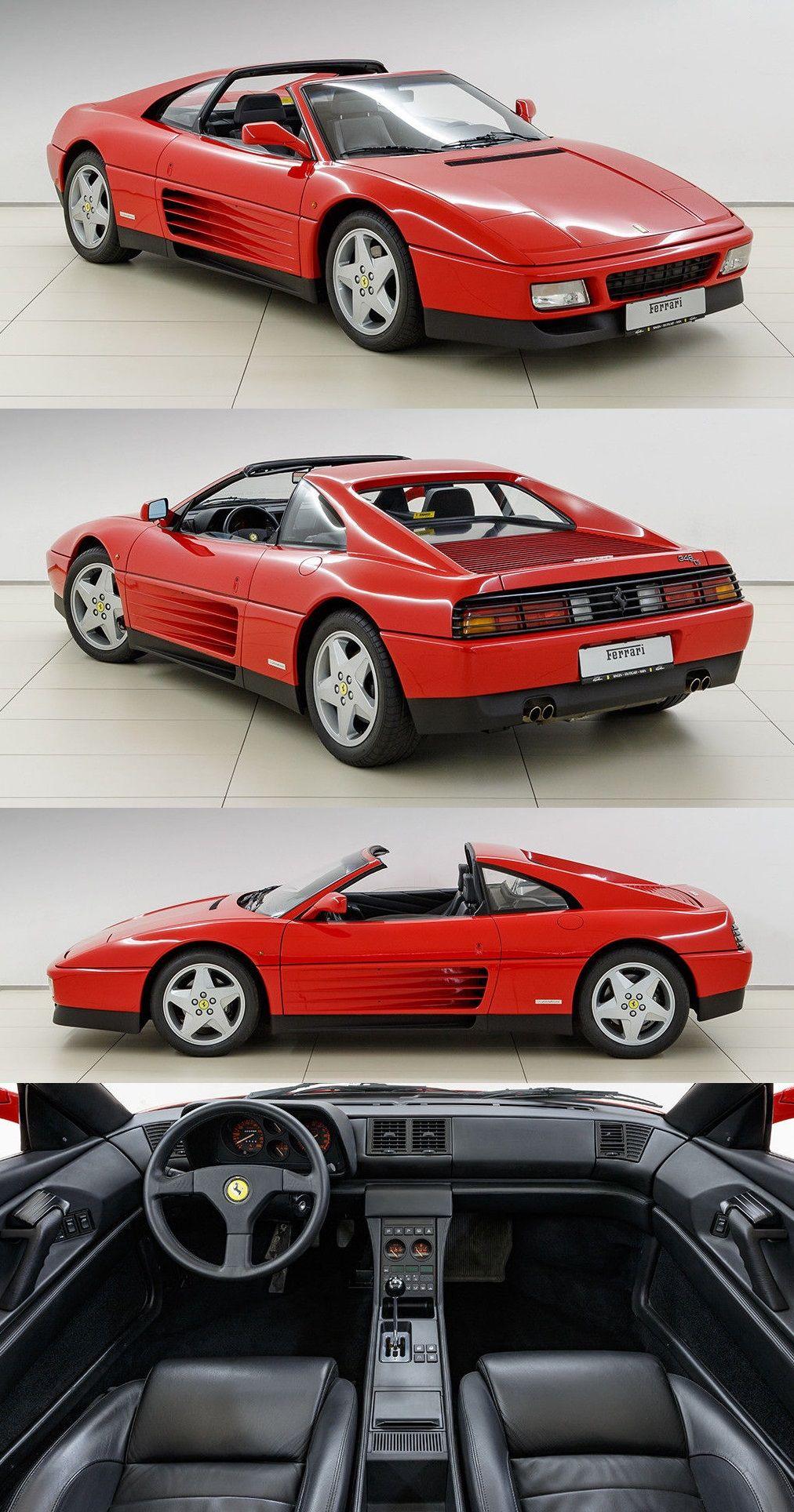 Ferrari 348 Ts Ferrari 348 Ferrari Ferrari Car