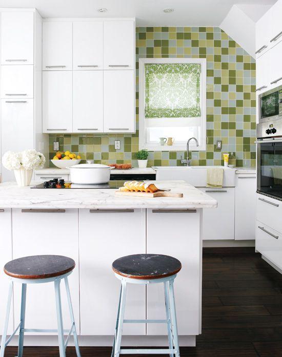 reformas de cocinas pequeñas - Buscar con Google Cocinas