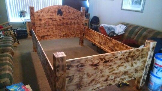 Hemlock bed