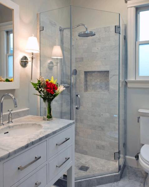 Top 60 Best Corner Shower Ideas Bathroom Interior Designs With Images Restroom Remodel Small Bathroom Diy Bathroom Remodel