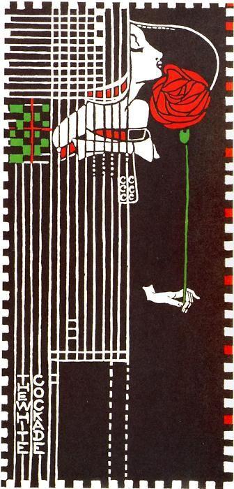 hoodoothatvoodoo: Charles Rennie Mackintosh ...