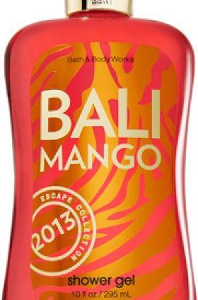 Bali Mango Shower Gel Signature Collection Bath Body Works