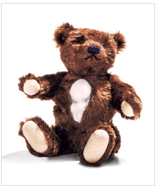 Cotton Balls As Teddy Bear Stuffing Has Paddington Ripped And Lost His Padding To Add Fluff Cram Cotton Balls Behin Old Things Old Teddy Bears Teddy Bear