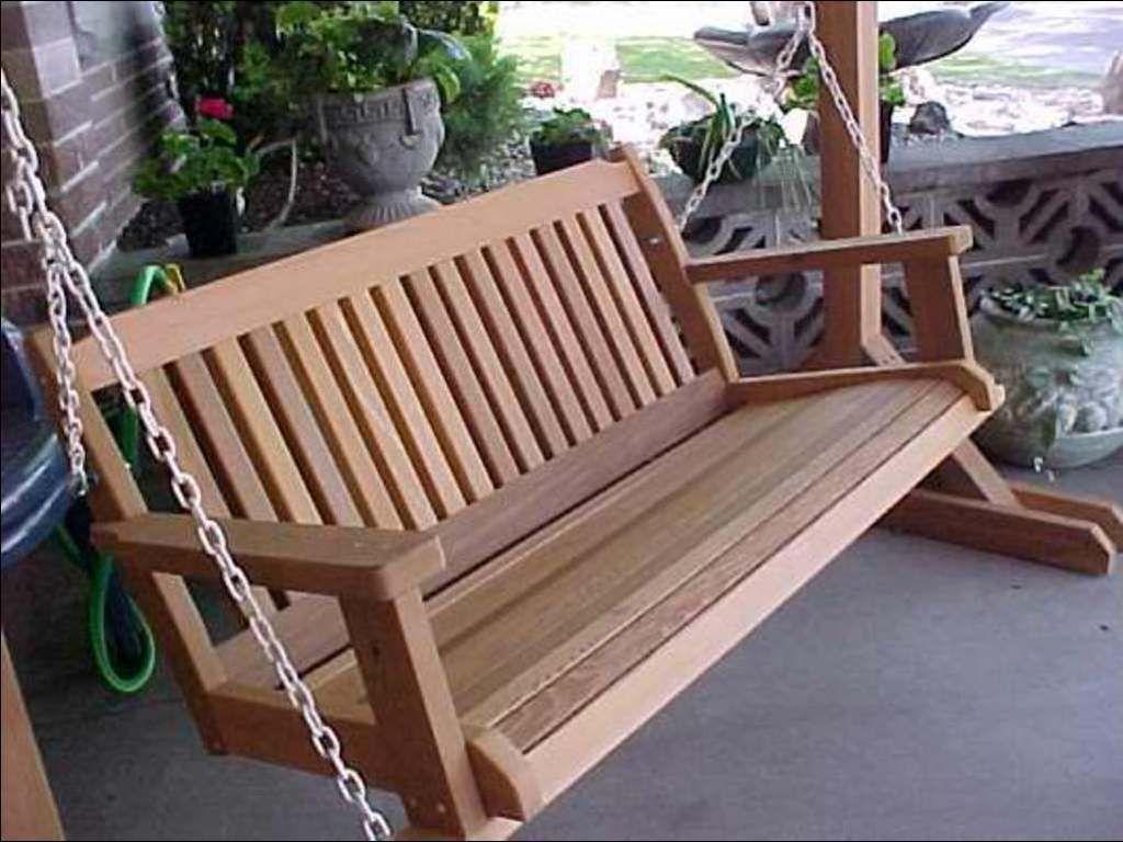 Wooden Porch Swings 9 Porch Swing Wooden Porch Porch Swing Plans