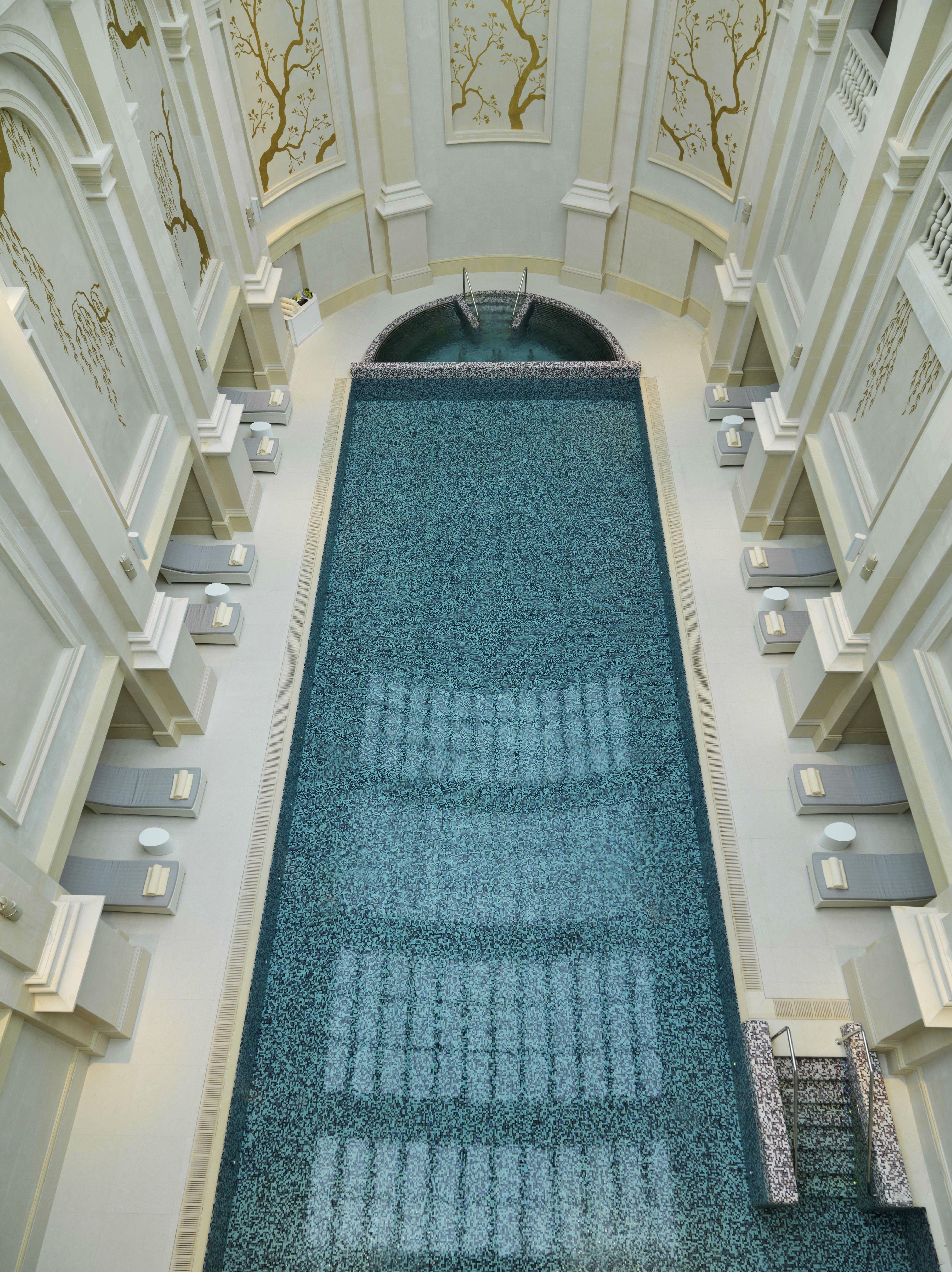 Four Seasons Hotel Baku Picture Gallery Dream Pool Indoor Luxury Pools Four Seasons Hotel