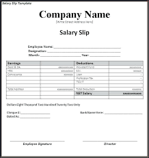 salary receipt format - Google शोध | manchar in 2019