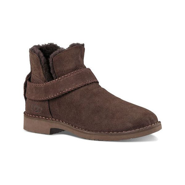 08597ac0e5e Women's UGG McKay Bootie - Chocolate Casual ($150) ❤ liked on ...