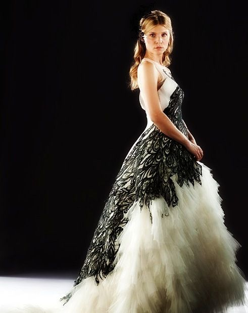 fleur delacour wedding dress | wedding | pinterest