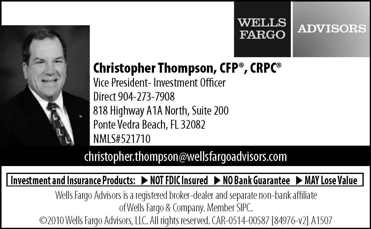 Christopher Thompson Wells Fargo Christopher Thompson How To Plan