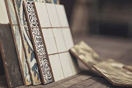 Tiles vintage