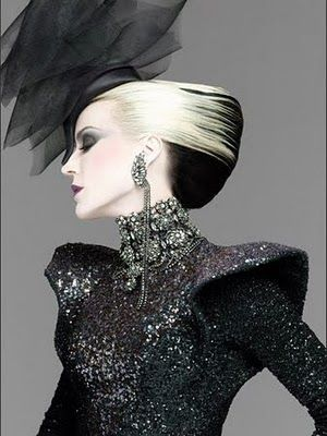 #goth inspired beauty & fashion queen