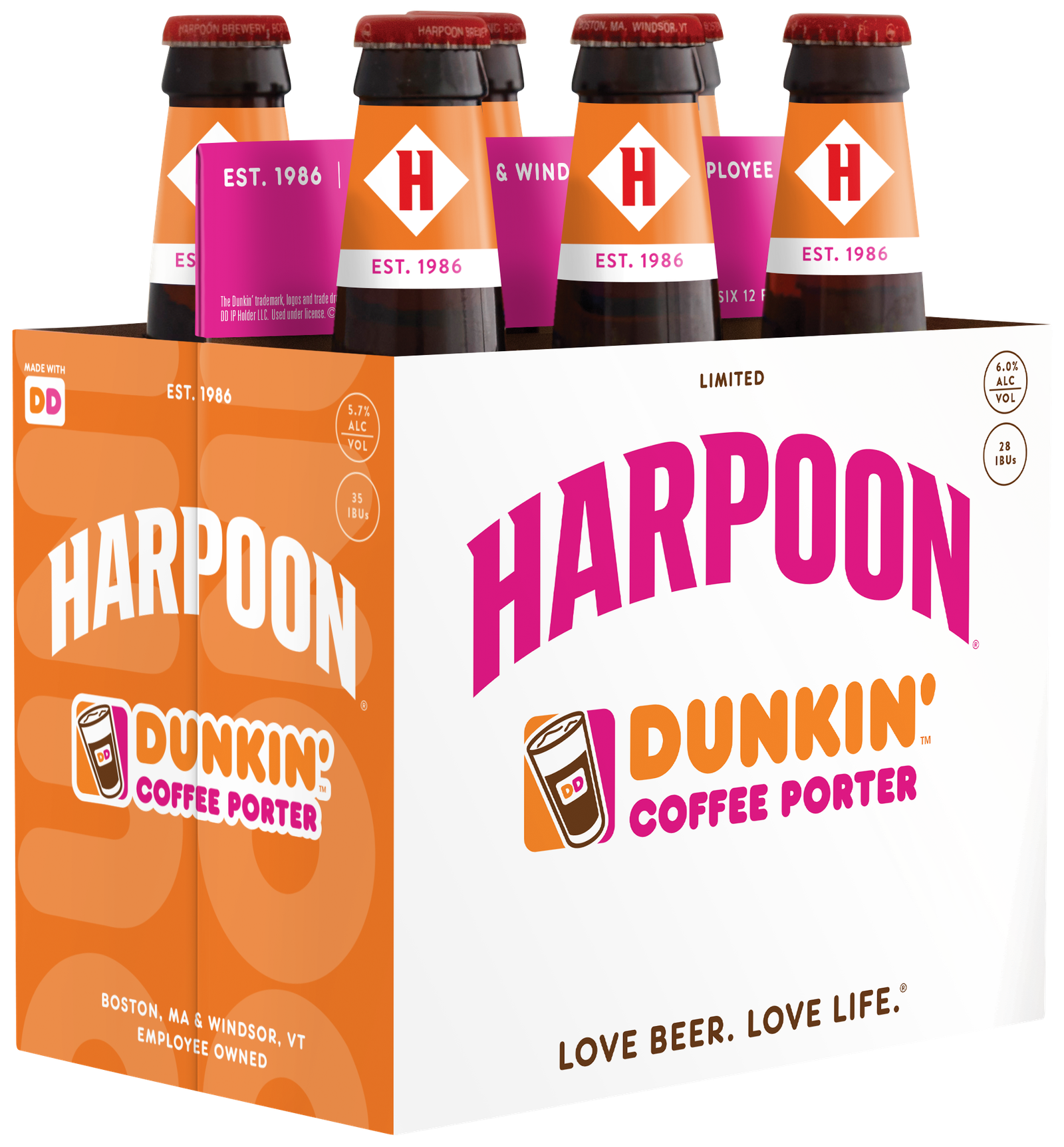 Dunkin Donuts Peppermint Coffee Chocolate peppermint