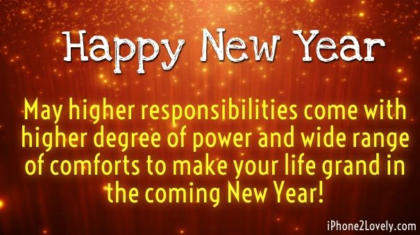 business new year wishes messages
