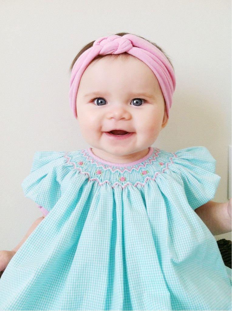 Baby Blush Pink (nautical knot)