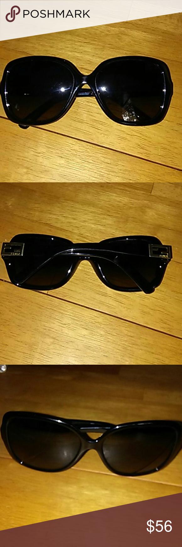 841cedc873 Fendi sunglasses FS 5227 Nice black sunglasses Fendi Accessories Sunglasses