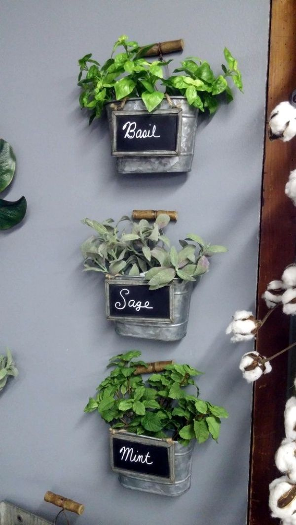 40 So Perfect Wall Hanging Plant Decor Ideas