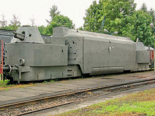 Panzertriebwagen Nr 16