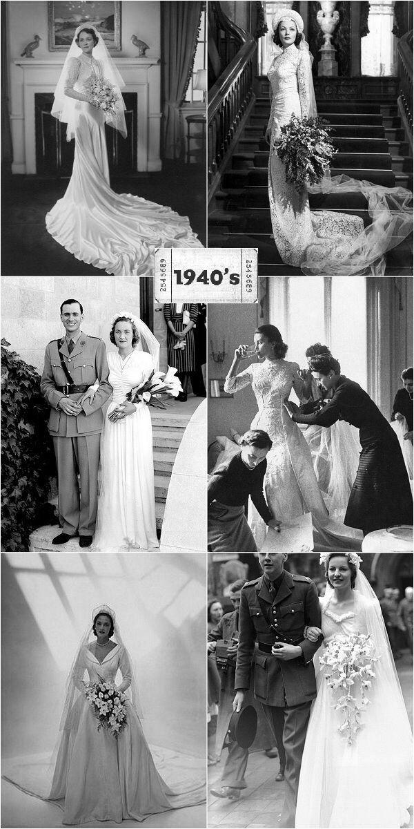 Vintage Wedding Tumblr 1940s Wedding Dress Wedding Dresses Vintage Vintage Bride