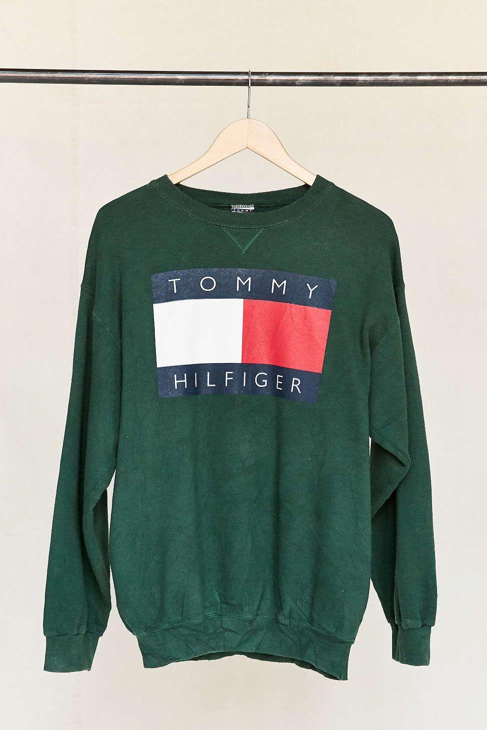 Vintage Tommy Hilfiger 90s Sweatshirt